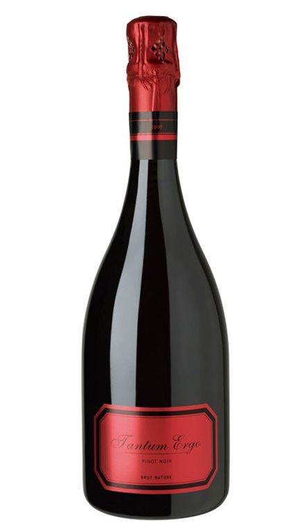 Vino Espumoso Tantum Ergo Pinot Noir Rosé 2014