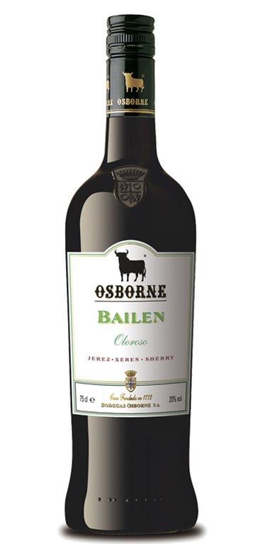 Vino Oloroso Bailen