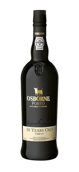 Vino Oporto Osborne 10 años