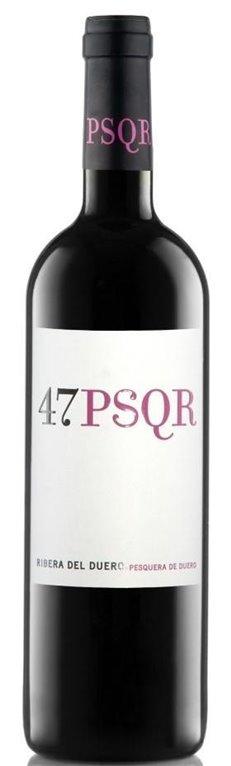 Ribera del Duero wine. Pesquera