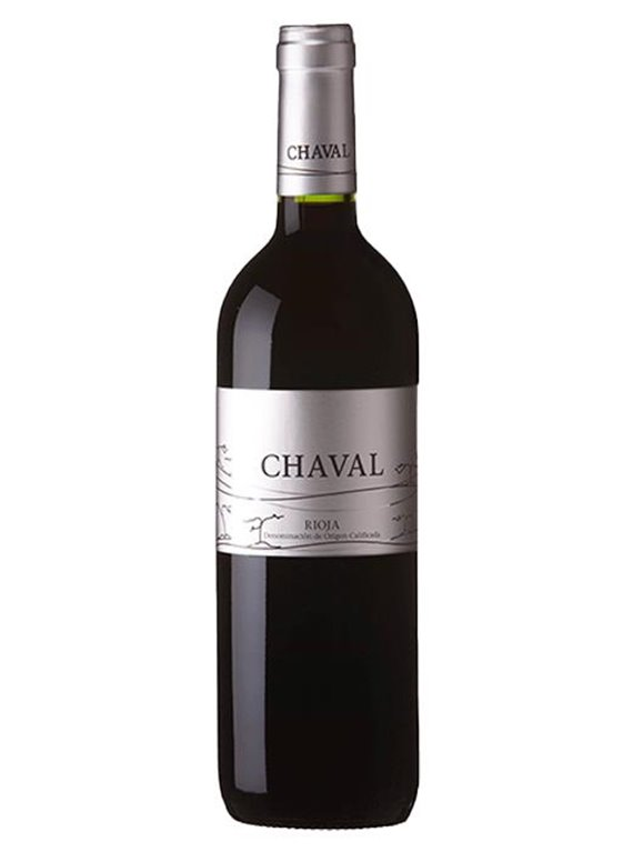 Vino Rioja Chaval 2017
