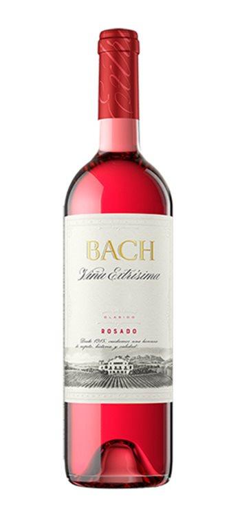 'Vino Rosado Bach Viña Extrísima