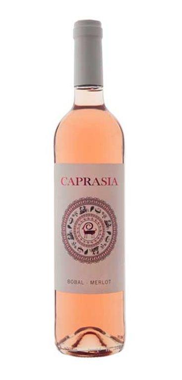 Vino Rosado Caprasia