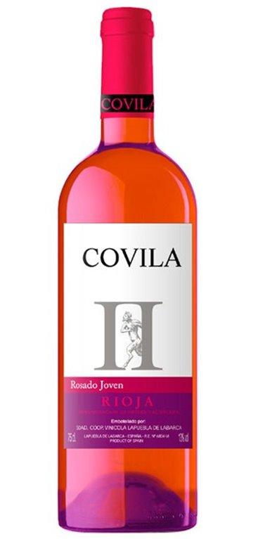 Vino Rosado Covila