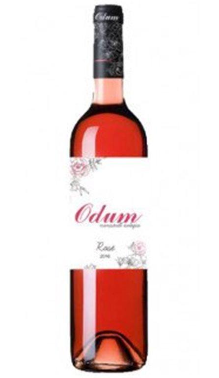 Vino Rosado Ecológico Odum Rosé