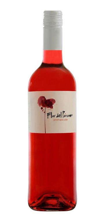 Vino Rosado Flor del Páramo Prieto Picudo, 1 ud