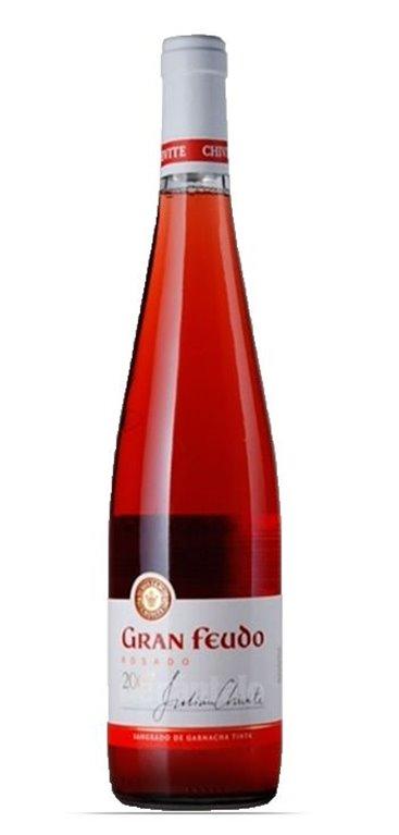 Vino Rosado Gran Feudo, 1 ud