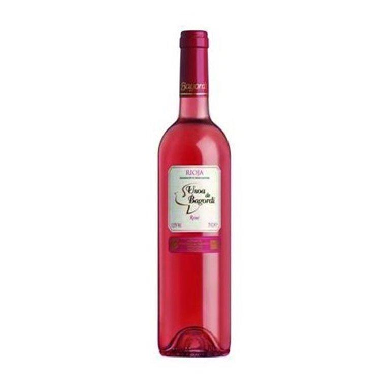 Vino Rosado Joven 2015 D.O. La Rioja, 1 ud