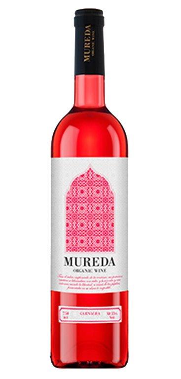 Vino Rosado Mureda Garnacha 100% Ecológico, 1 ud