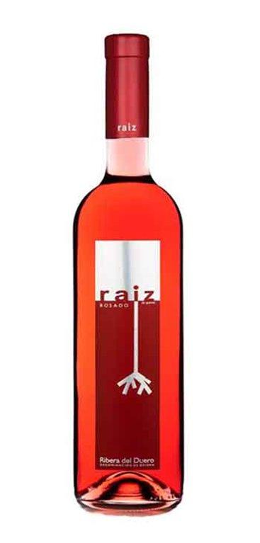 Vino Rosado Raíz de Guzmán