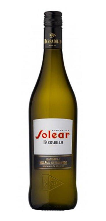 Vino Solear Manzanilla, 1 ud