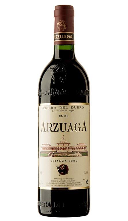 Vino Tinto Arzuaga Crianza (375ml), 1 ud