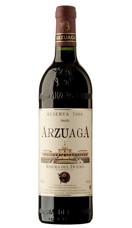 Vino Tinto Arzuaga Reserva Botella de 9 Litros, 1 ud