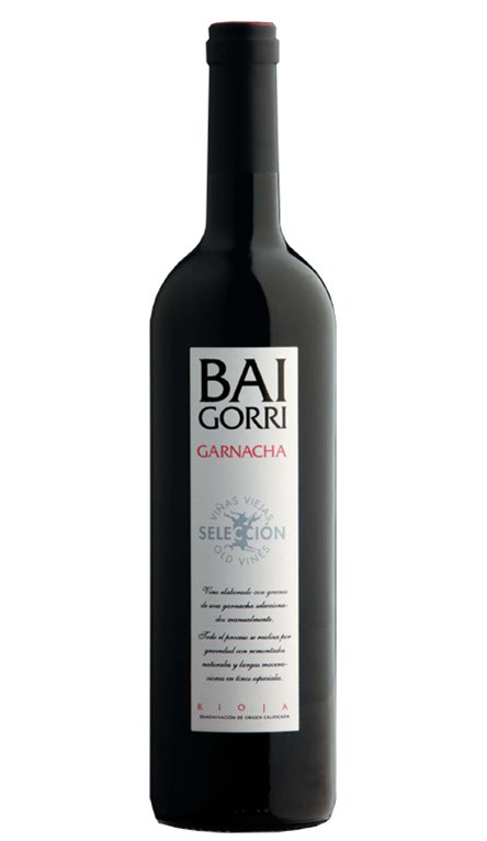 Vino Tinto Baigorri Garnacha