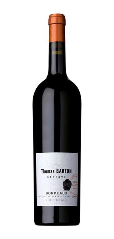 Vino Tinto Bordeaux Reserva Thomas Barton
