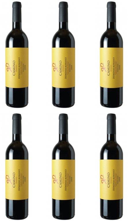 Vino Tinto Camino Romano Caja 6 Botellas