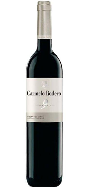 Vino Tinto Carmelo Rodero 9 Meses