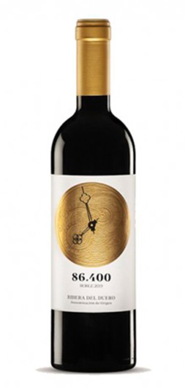 Vino Tinto David Sebastian 86.400 Roble