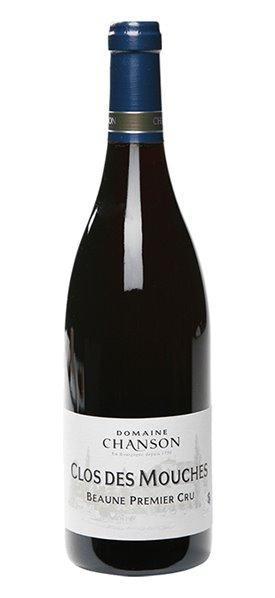 Vino Tinto Domaine Chanson Beaune-Clos des Mouches 1er Cru