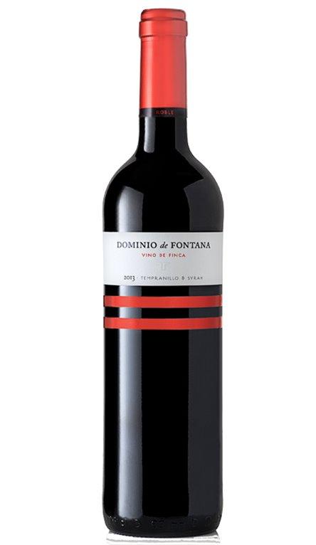 Vino Tinto  Dominio De Fontana Roble 50cl, 1 ud
