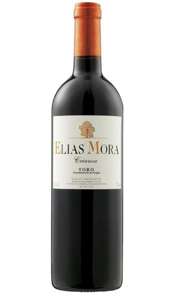 Vino Tinto Elias Moras Crianza