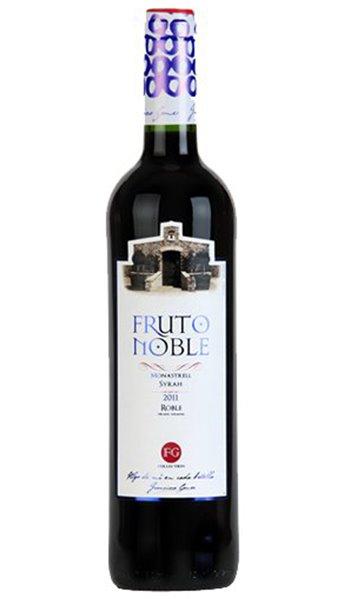Vino Tinto Fruto Noble Roble