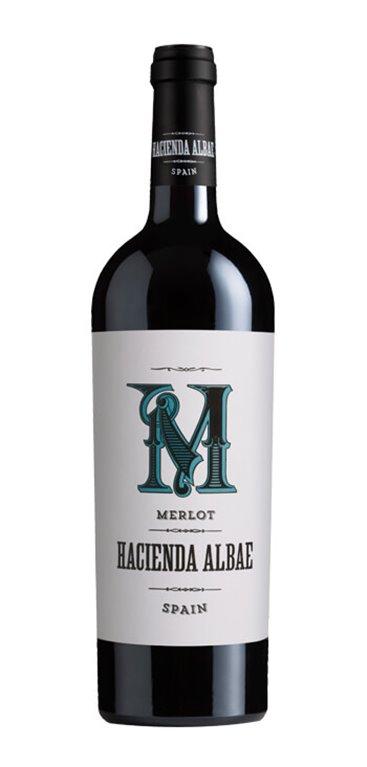Red Wine Hacienda Albae Merlot