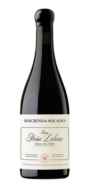 Vino Tinto Hacienda Solano Finca Peña Lobera