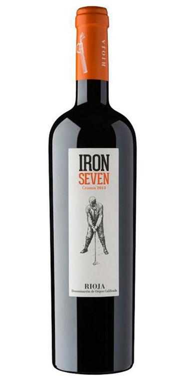 Vino Tinto Iron Seven Crianza