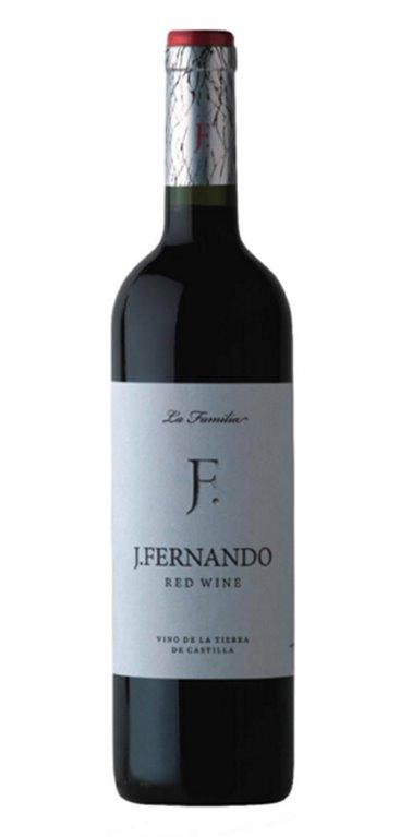 Vino Tinto J. Fernando
