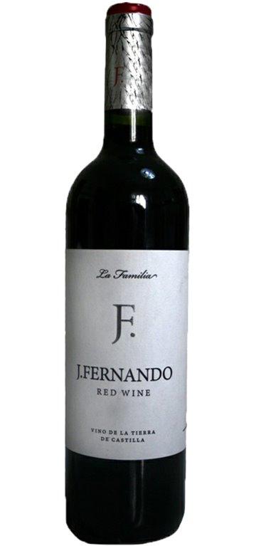 Vino Tinto J.Fernando Garnacha