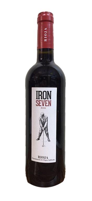 Vino Tinto Joven Iron Seven