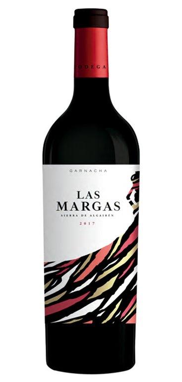 Vino Tinto Las Margas Vegano