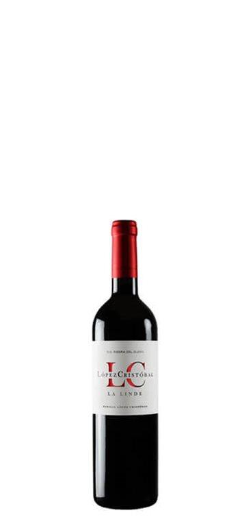 Vino Tinto López Cristóbal Roble 375ml