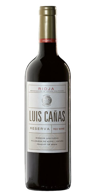 Vino Tinto Luis Cañas Reserva, 1 ud