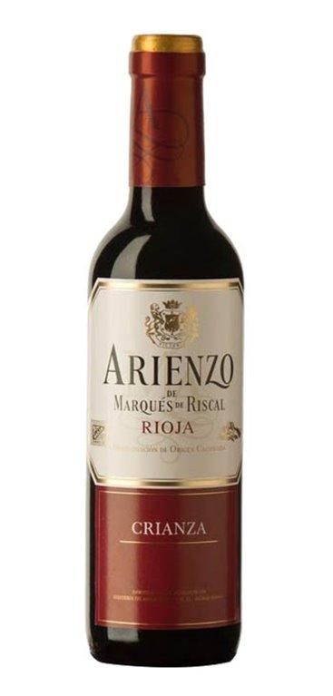 Vino Tinto Marqués de Arienzo Crianza 0,375 L