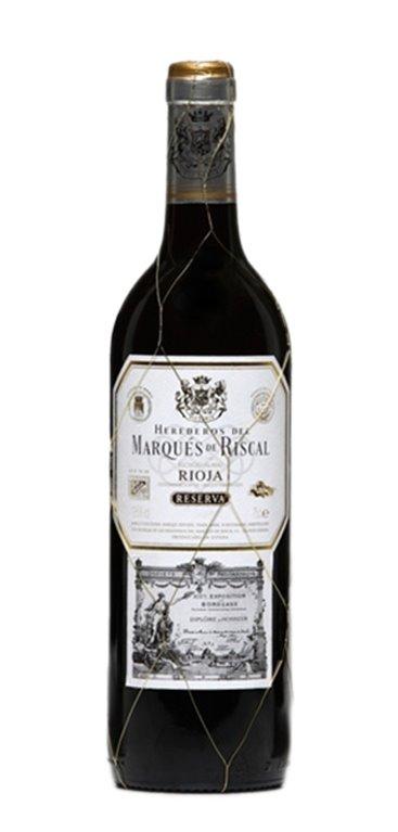 Vino Tinto Marques de Riscal Reserva Magnum