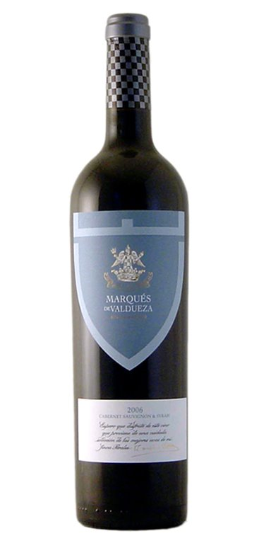 'Vino Tinto Marques de Valdueza Etiqueta Azul, 1 ud