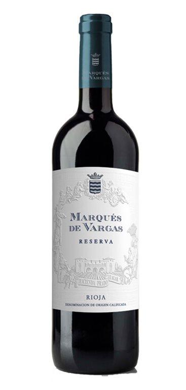 Vino Tinto Marques de Vargas Reserva, 1 ud