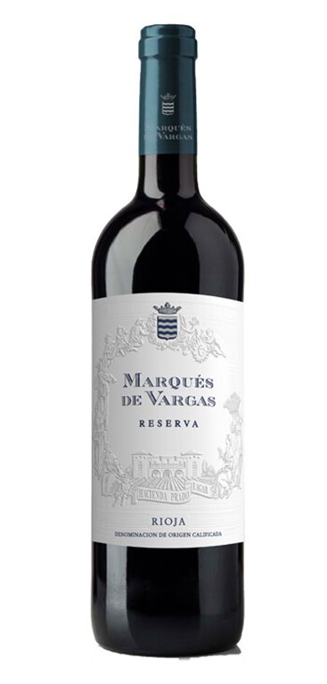 Vino Tinto Marques de Vargas Reserva Magnum