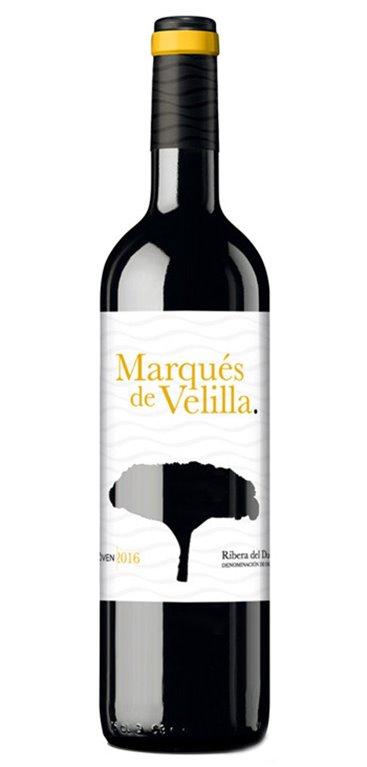 Vino Tinto Marques de Velilla Joven, 1 ud