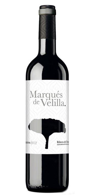 Vino Tinto Marques de Velilla Reserva, 1 ud