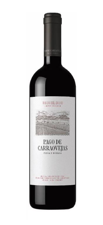 Vino Tinto Pago de Carraovejas, 1 ud