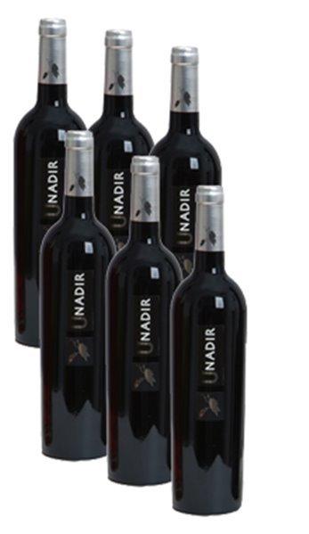 Vino Tinto Pago de Las Encomiendas Unadir , 6 Botellas