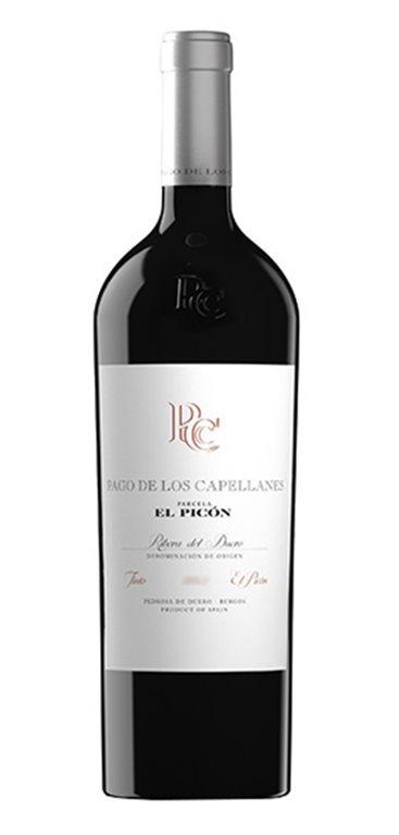 Vino Tinto Pago de Los Capellanes Finca El Picon, 1 ud