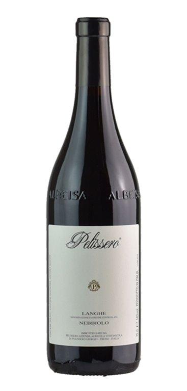Red Wine Pelissero Nebbiolo Langhe