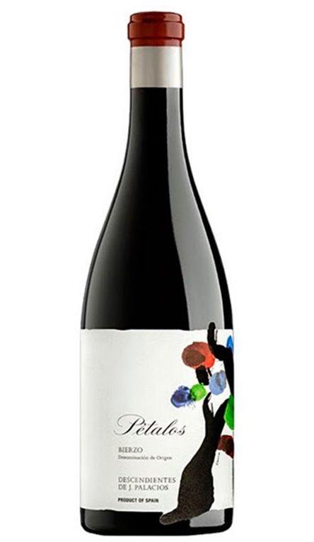 Red wine 'Pétalos del Bierzo Magnum