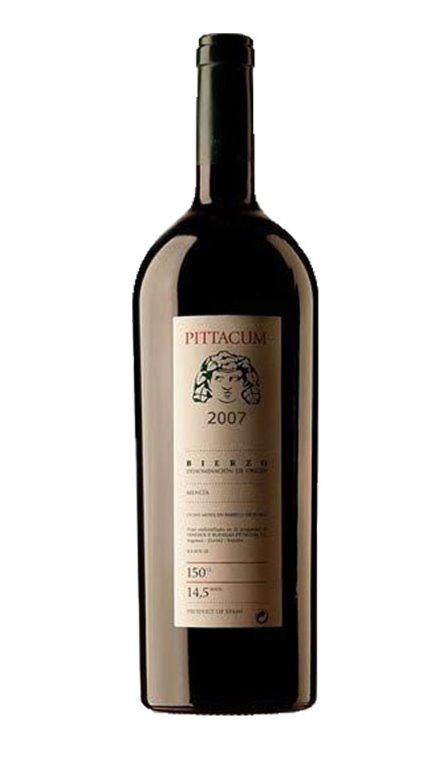 Vino Tinto Pittacum Barrica Mágnum, 1 ud