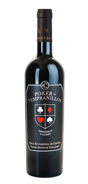 Vino Tinto Poker D Tempranillos