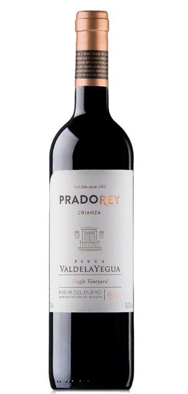 'Vino Tinto Pradorey Finca Valdelayegua Crianza, 1 ud
